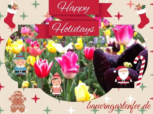 Dem White-Christmas-Prinzip zufolge, gibt es auch 2013 wieder grüne Weihnachten. Aber wie sieht das denn aus?