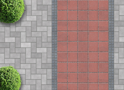 Garten-Minimalismus