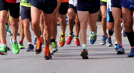 Marathon. Foto von ChiccoDodiFC, Fotolia.de