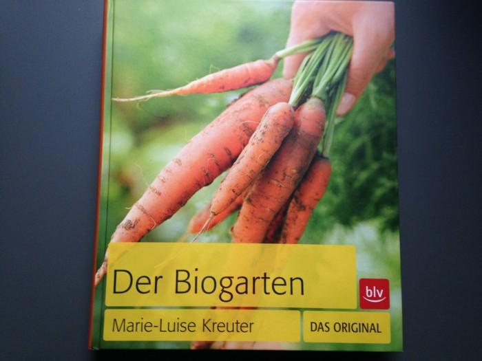 Der Biogarten Deckblatt