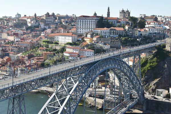 Brücke Ponte Luís I