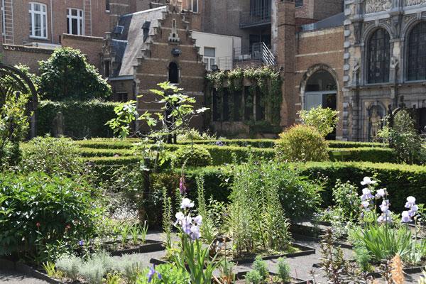 Garten am Haus von Peter Paul Rubens