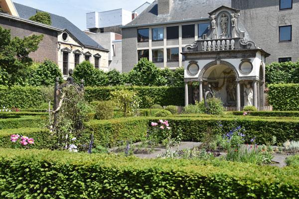 Der Garten am Haus von Peter Paul Rubens