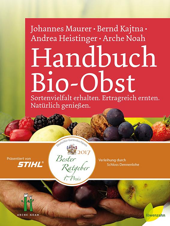 Obst, Anbau, Ratgeber, Gartenbuch, Auszeichnung, Deutscher Gartenbuchpreis 2017,