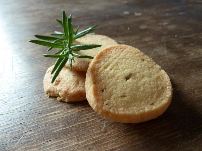 Rosmarin-Kekse