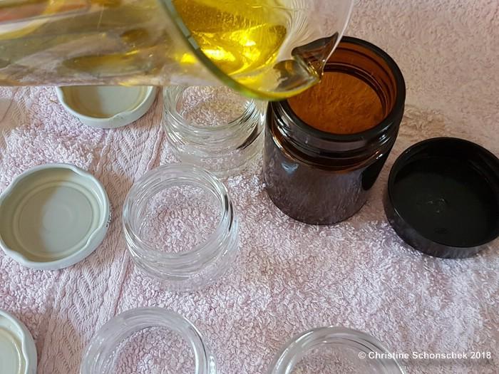 Calendula, Ringelblume, Salbe, DIY, selber machen