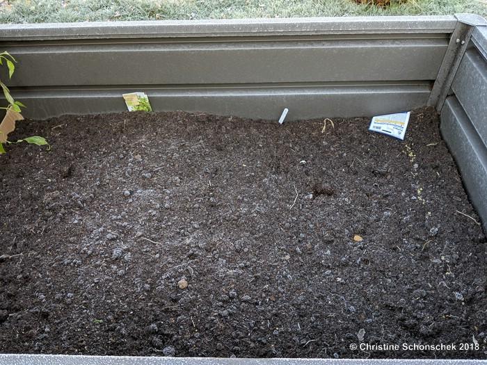 Hochbeet Im Herbst Und Winter Nutzen
