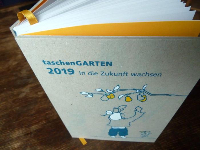 TaschenGarten 2019 von der GartenWerkStadt Marburg.