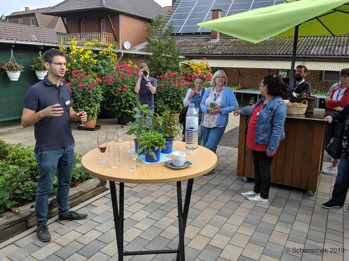 Herzlich willkommen zum 1. Gartenblogger-Treffen